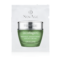 Δείγμα NovAge Ecollagen  Night Cream €0,30  Κωδικός: 32093 Δίνει Bonus Points 0
