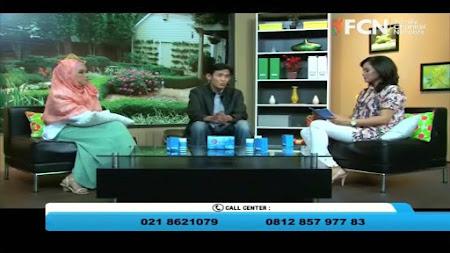 Frekuensi siaran FCN Family Channel Network di satelit Palapa D Terbaru