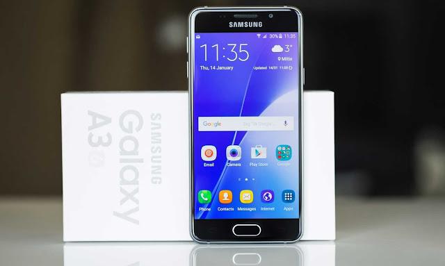 Harga dan Spesifikasi Samsung Galaxy Series A, terbaru Februari 2017