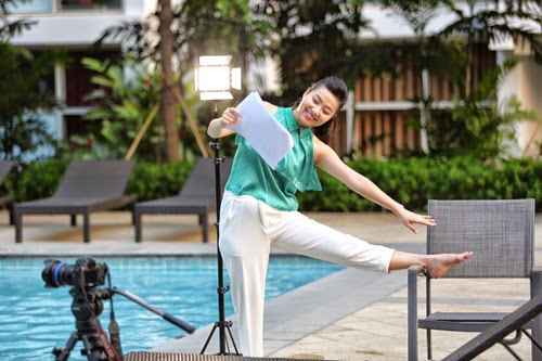 Bí quyết khỏe đẹp của Lê Khánh www.c10mt.com