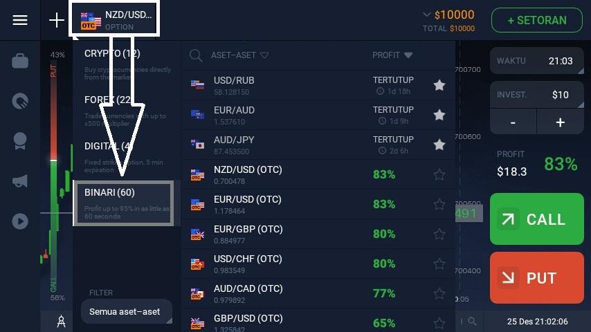 Panduan Trading Forex IQ Option Terbaik untuk Trader Pemula - IQ Option Wiki