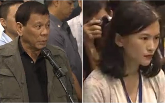 This video proves how brilliant President Duterte is when Pia Ranada asked about Rappler's revocation