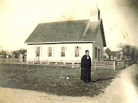 Kerrville's Union Church, around 1914