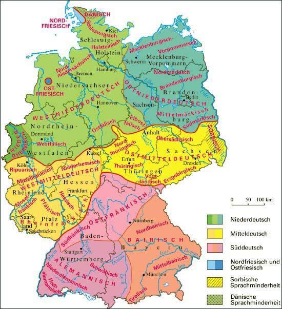 schwaben karte deutschland Dialekte | OKO Deutschklub schwaben karte deutschland