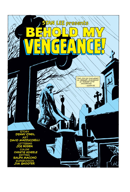 Daredevil (1964) 221 Page 1