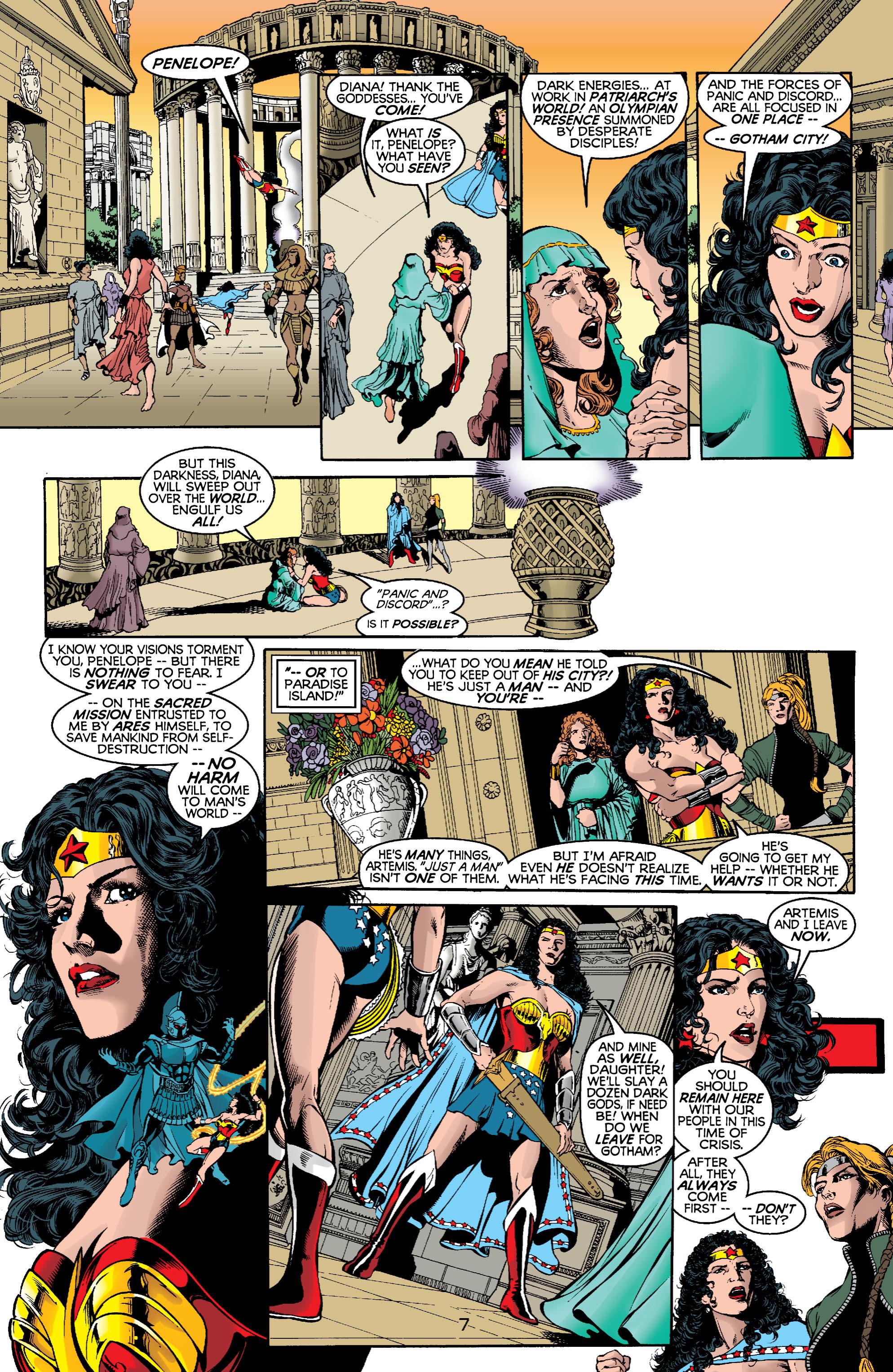 Read online Wonder Woman (1987) comic -  Issue #164 - 7