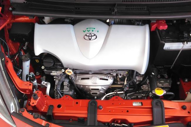 Spesifikasi dan Harga Toyota Sienta Terbaru 2016