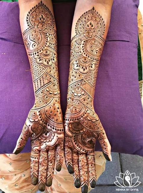 Be Festive With Hena The Nash Post