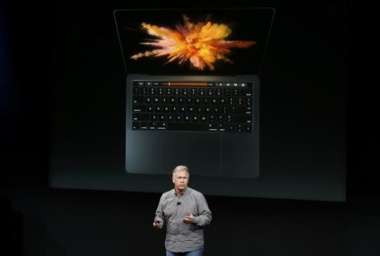 MacBook Pro Apple Generasi Terbaru Dengan Fitur Keyboard Layar Sentuh Diperkenalkan Ke Publik