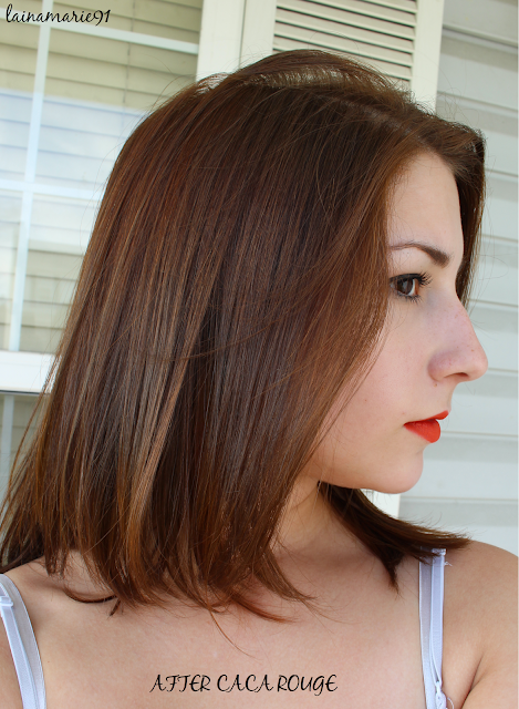 Lush Henna Hair Dye Before And After Traffic Club