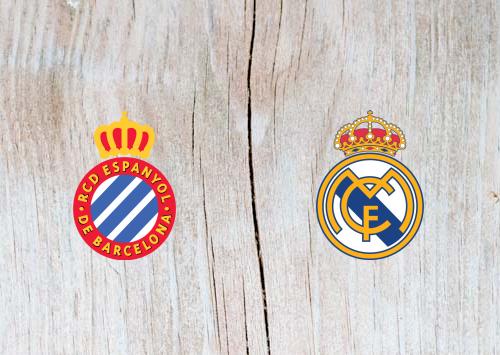 Espanyol vs Real Madrid Full Match & Highlights 27 January 2019