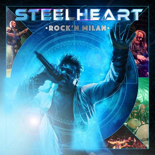 STEELHEART - Rock 'N Milan (2018) full
