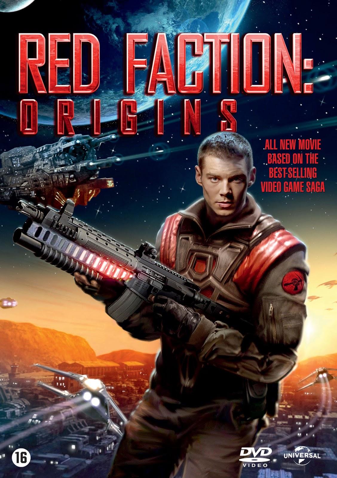 Red Faction Origins สงครามกบฏดาวอังคาร [HD][พากย์ไทย]