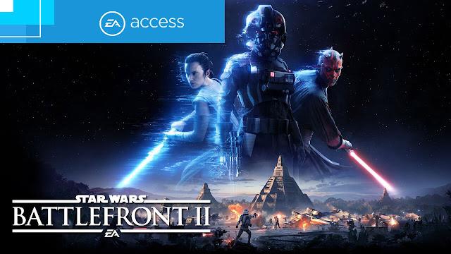 star wars battlefront ii ea origin access