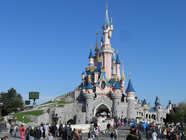 Disneyland Disney Paris Castle