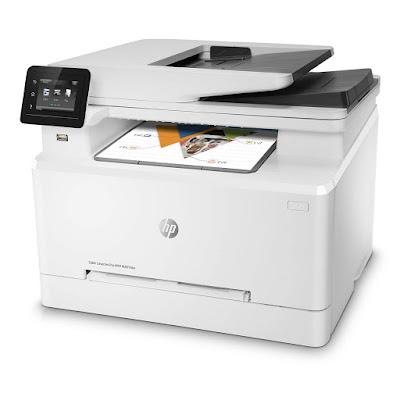fdw All inwards One Wireless Color Laser Printer HP LaserJet Pro M281fdw Driver Downloads