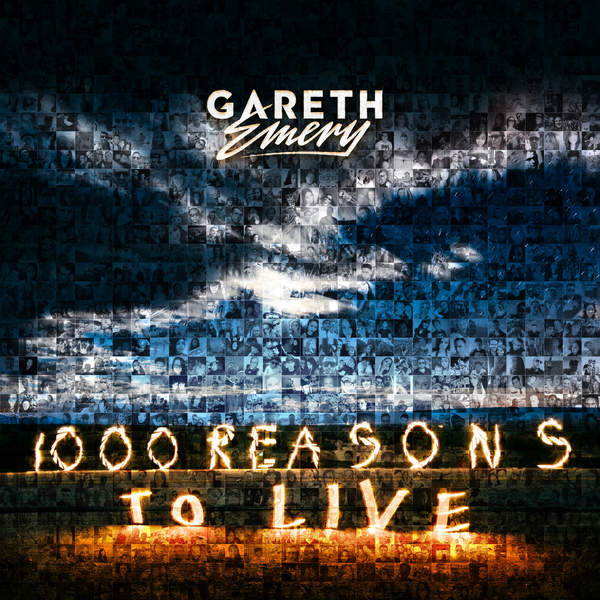 Gareth Emery - 1000 Reasons to Live Cover
