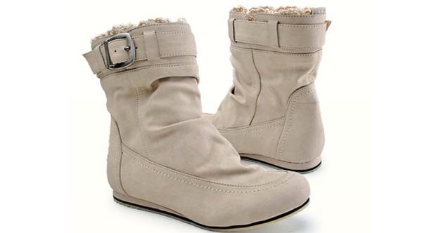 Gaya berpakaian dengan menggunakan boots dapat membuat tampilan Anda  menjadi semakin menawan e25f75d74f