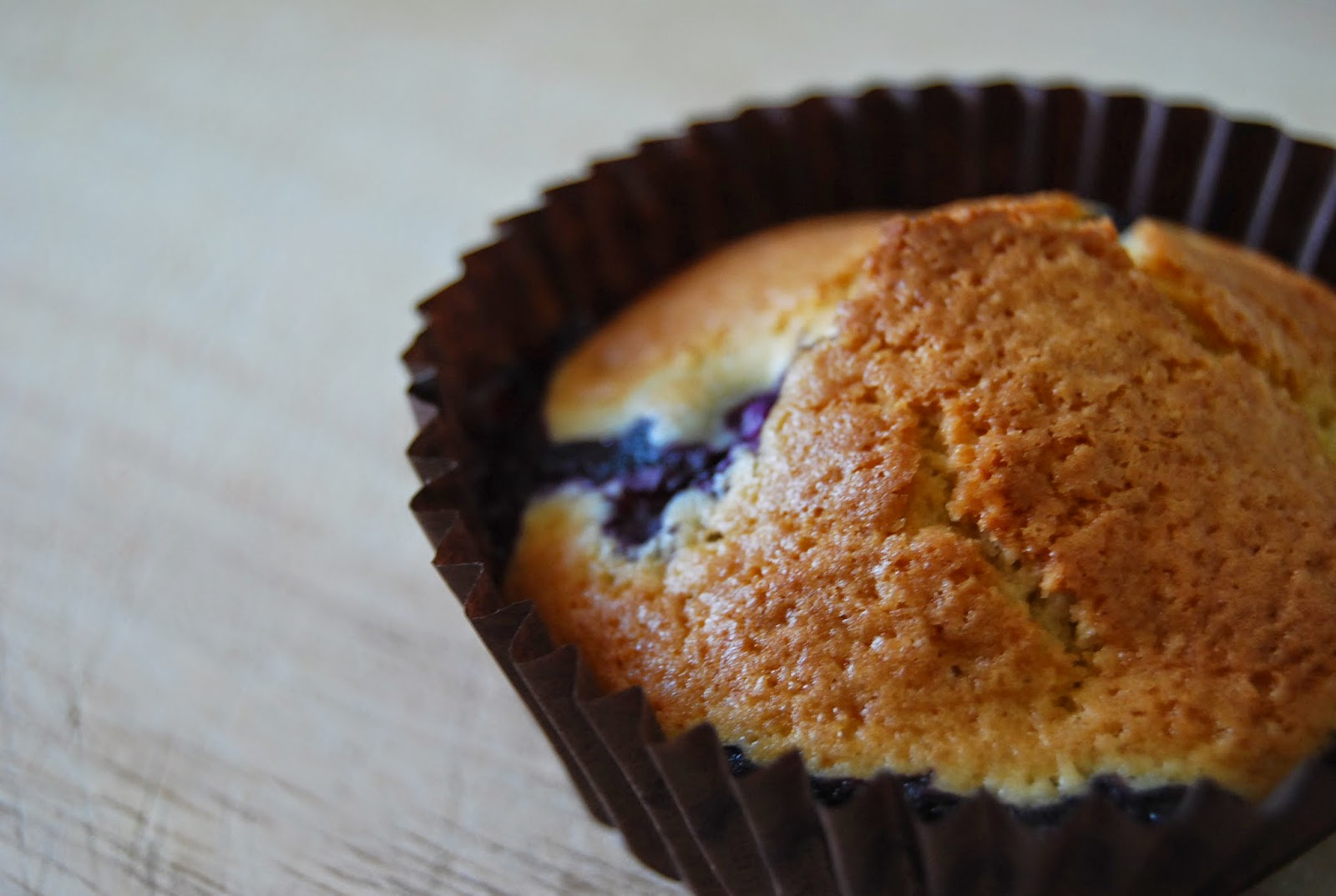 Recipe 26 Mary Berry Blueberry And Vanilla Muffins