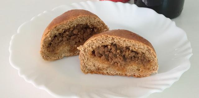 receita pão integral