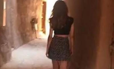 Viral Video di Medsos, Wanita Berok Mini Ini Akhirnya ditangkap Kepolisian Arab Saudi