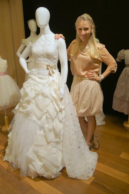 vestido de noiva da Cida, e Lethicia Bronstein