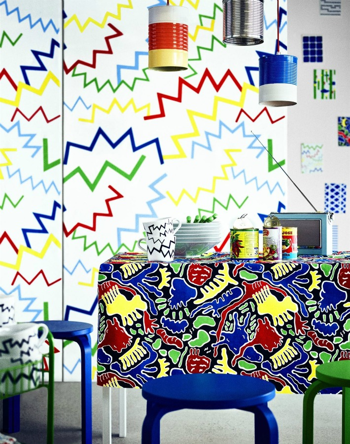 La revolución de los Textiles en IKEA colección AVSIKTLIG
