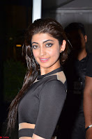 Pranitha Subhash in a skin tight backless brown gown at 64th Jio Filmfare Awards South ~  Exclusive 052.JPG