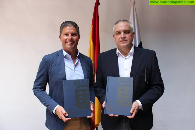 Pablo Pais y Ricardo García - Fedepalma renueva sus órganos de gestión y sigue trabajando para favorecer la unidad empresarial en la Isla