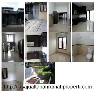Jual rumah dekat toll cububur residence siap huni 1 lantai