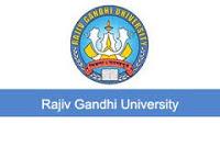 Rajiv Gandhi University (RGU) Recruitment 2016 - 32 Professor, Associate Professor & Assistant Professor Posts