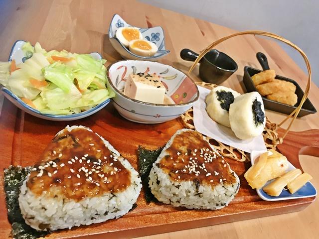 日暮晴蔬食早午餐~宜蘭日式素食早午餐