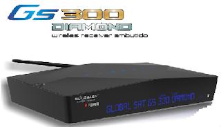 Resultado de imagem para GLOBALSAT GS300 DIAMOND