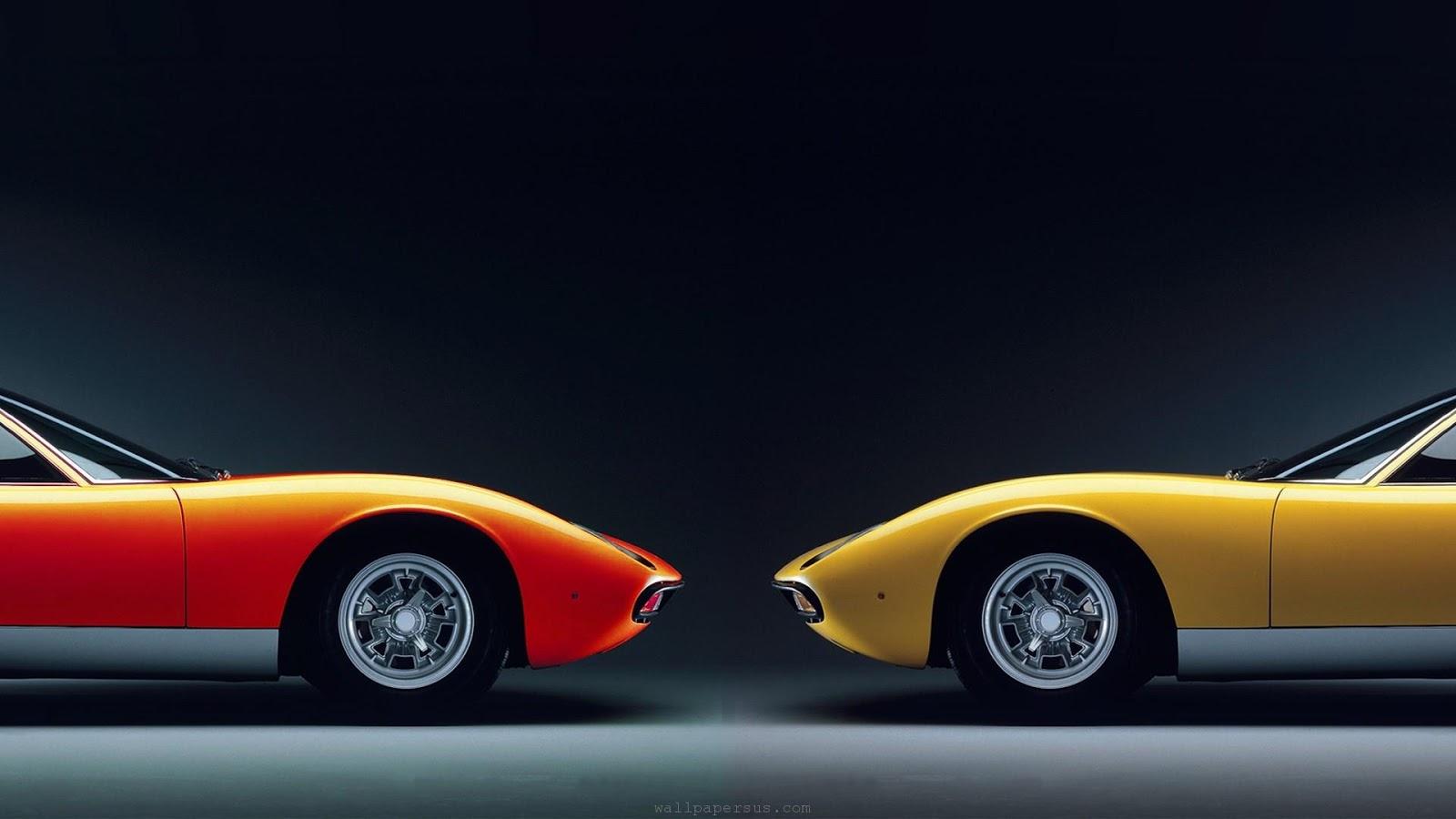 Luxury Lamborghini Cars Lamborghini Miura Wallpaper