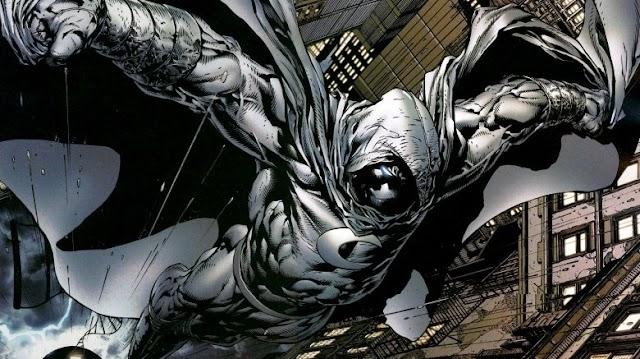 Moon Knight, Batman-nya Marvel