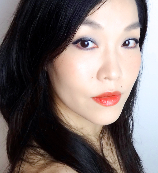 Chanel Rouge Coco Ultra Hydrating Lip Colour 416 Coco FOTD