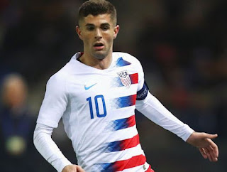 Liverpool To Sign Christian Pulisic As Philippe Coutinho replacement