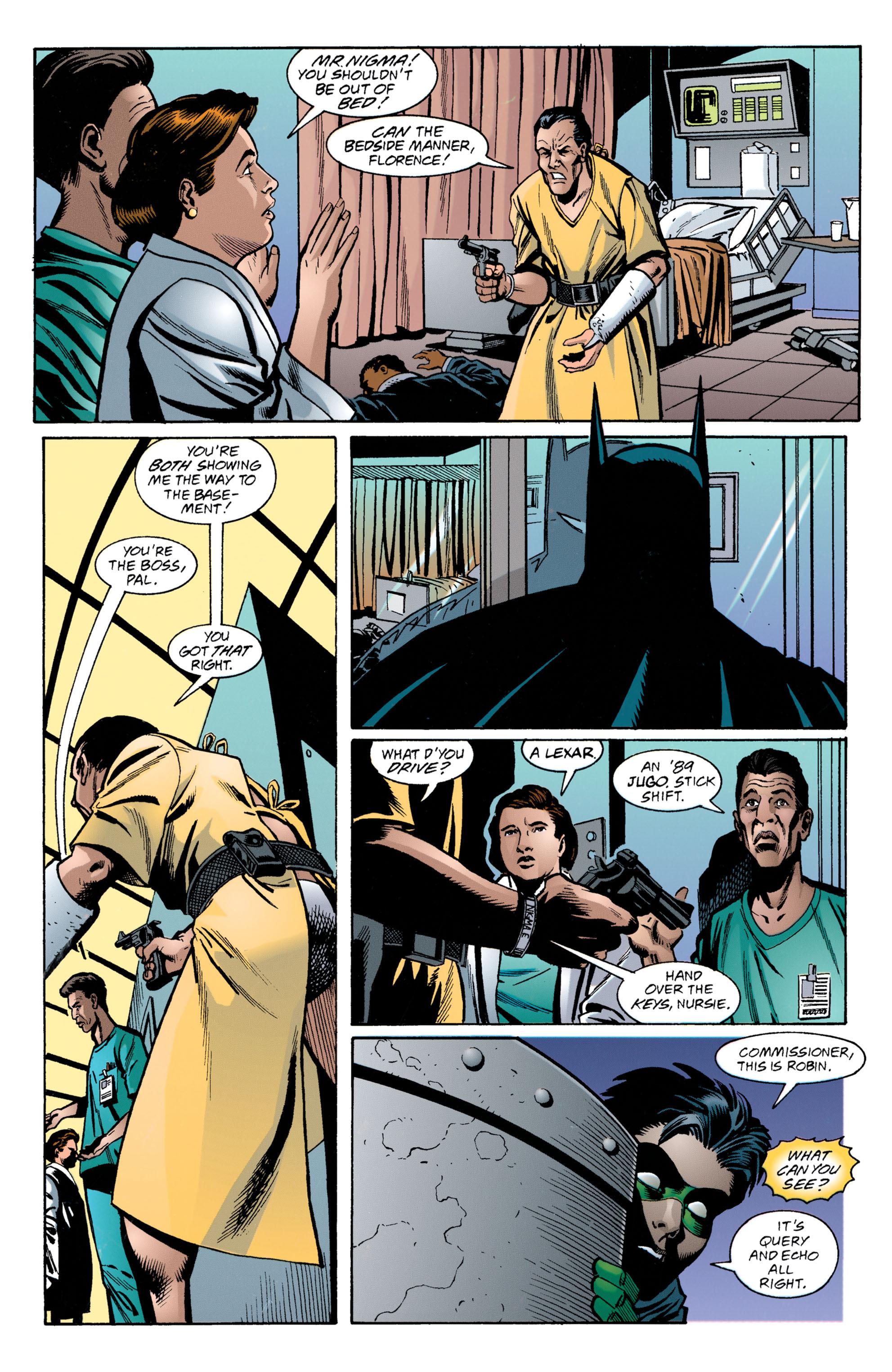 Detective Comics (1937) 705 Page 11
