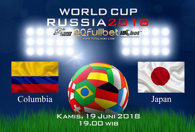 BOLA88 - PREDIKSI BOLA PIALA DUNIA : KOLOMBIA VS JEPANG ( RUSSIA WORLD CUP 2018 )