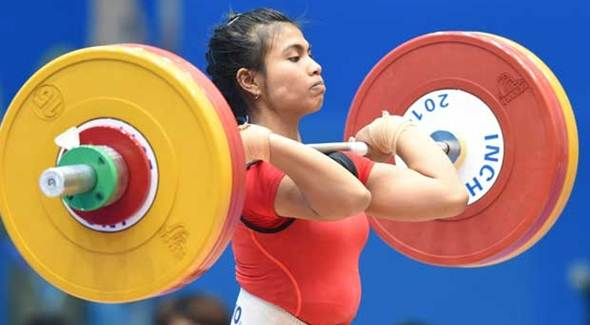 Lifter Angkat Besi Olimpiade 2016