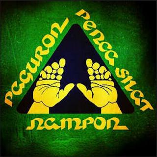 logho / lambang perguruan pencak silat Nampon