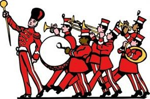 Marching Band Clipart Clarinet Religion, Sex &...