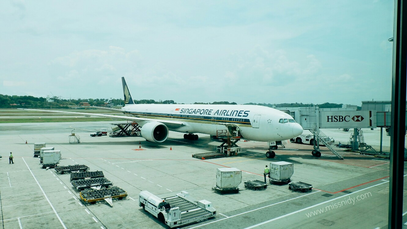 ke jepang naik singapore airlines
