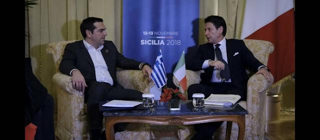 Ο Τσίπρας προσπάθησε να εκφοβίσει την Ρώμη με «έξοδο από το ευρώ»