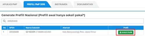 Prefill PMP Nasional Cara Download