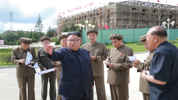 Kim denuncia sanciones de EE.UU. que buscan frenar socialismo norcoreano