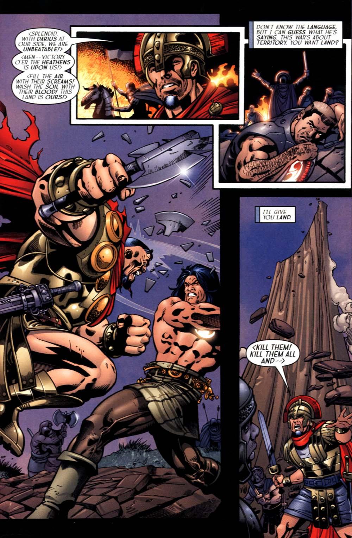 Read online Sigil (2000) comic -  Issue #19 - 17