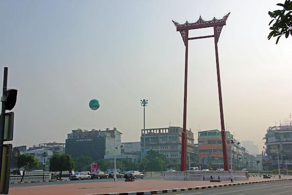 Giant swing Bangkok