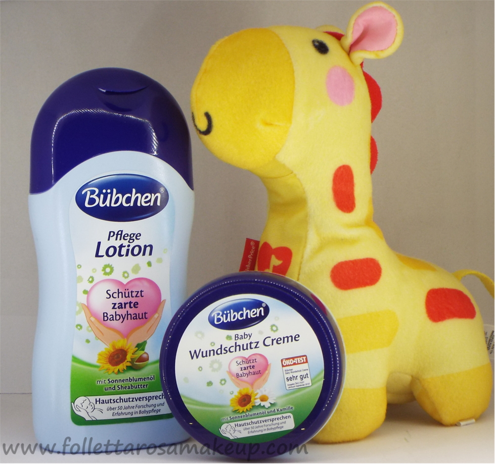 cosmetici lidl bubchen baby