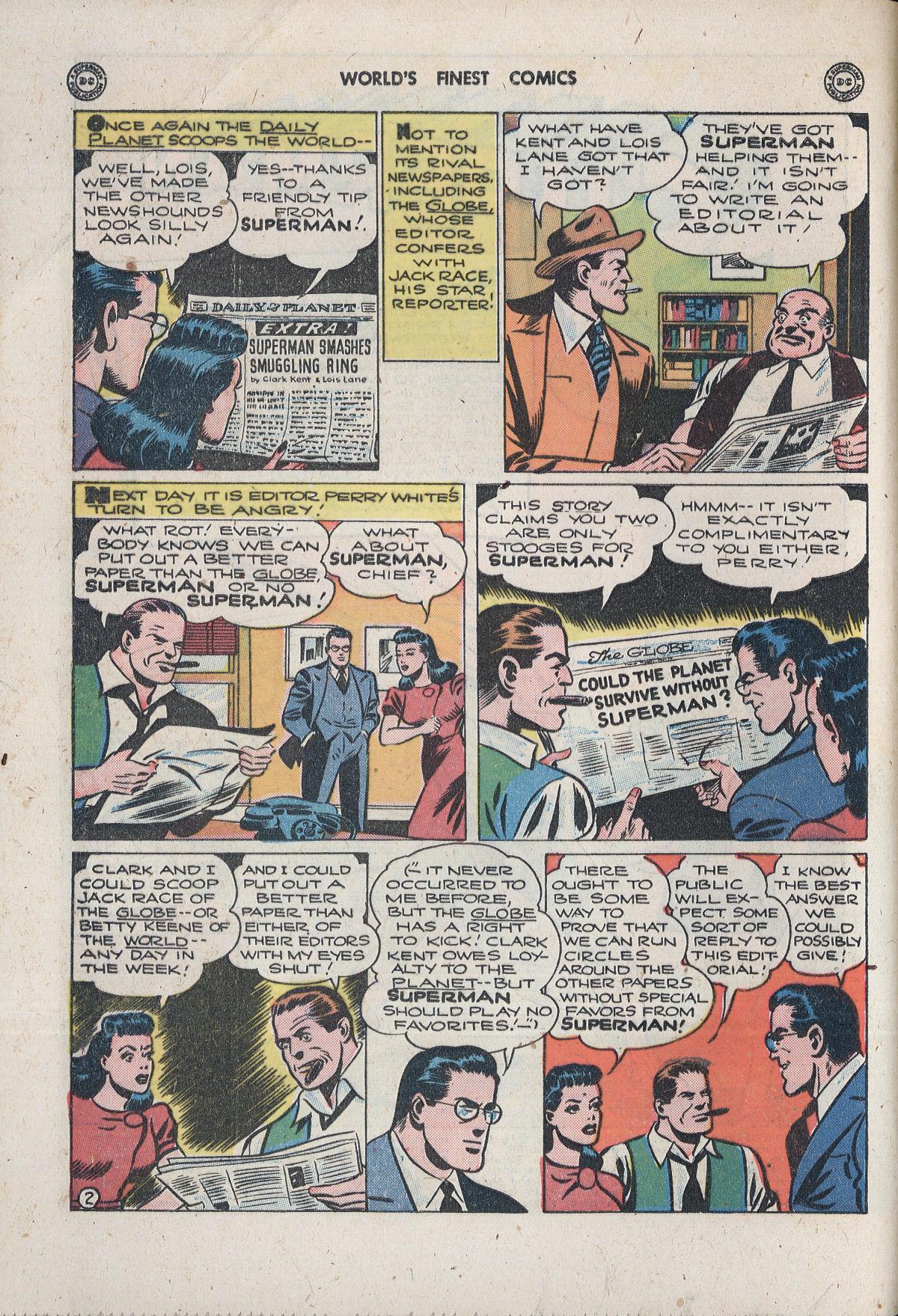 Read online World's Finest Comics comic -  Issue #33 - 4